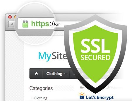 Let\'s Encrypt SSL-Zertifikat – Wir machen Internet!